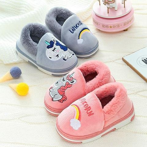 slippers unicorn cartoon baby 33 price