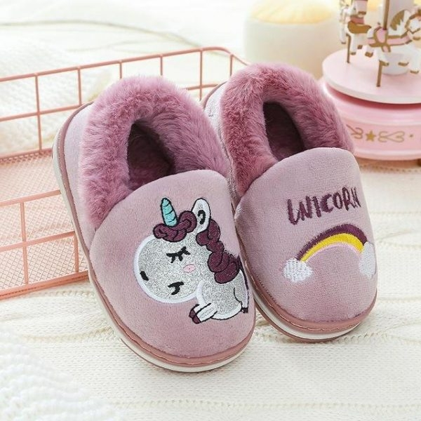 slippers unicorn comfort magic 33 unicorn stuffed animals