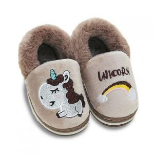 slippers unicorn cotton brown 33 shoes and covers chefs