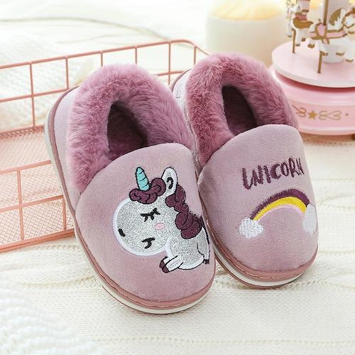slippers unicorn kawaii flexible grey 33 shoes and covers chefs