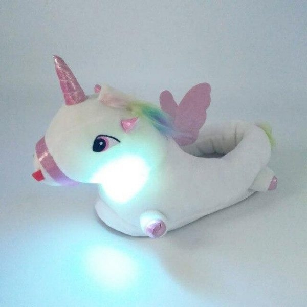 slippers unicorn light magical 42 buy