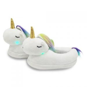 slippers unicorn luminous girl 42 to sell