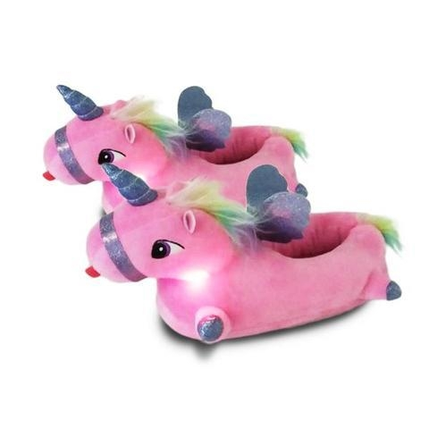 slippers unicorn luminous led 42 buy