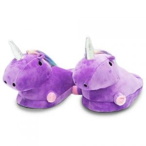 slippers unicorn slipper purple 42 to sell