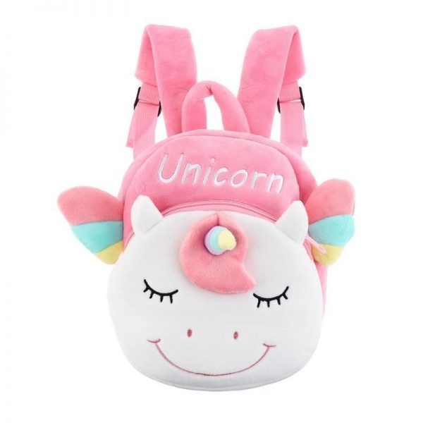 small bag at back form of unicorn buy