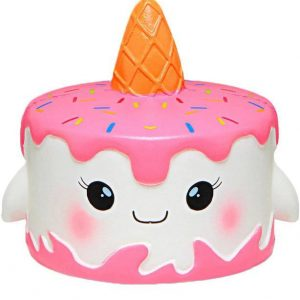 squishy unicorn not expensive cake pink at sell
