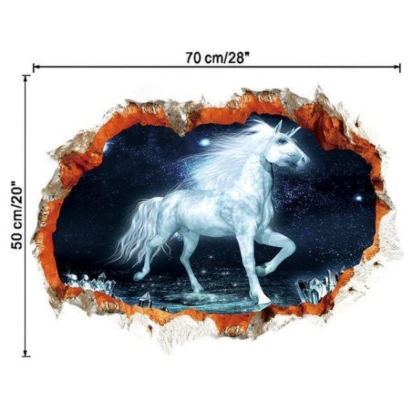 stickers wall decoration unicorn price