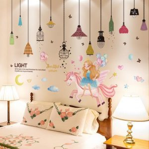 stickers wall together unicorn price
