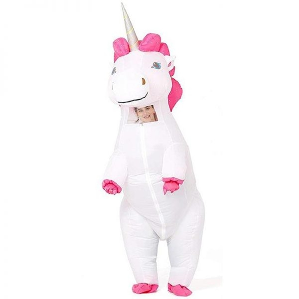 suit of disguise unicorn inflatable not dear