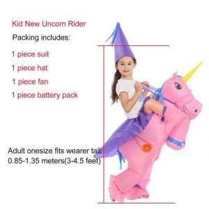 suit unicorn little girl not dear