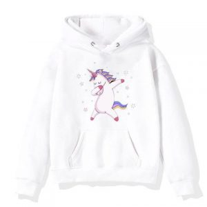 sweater unicorn child dab pink 15 years old 150 160 cm not dear