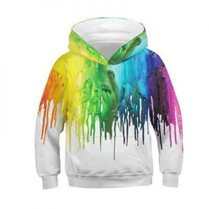 sweater unicorn child multicolored l 140 155cm price