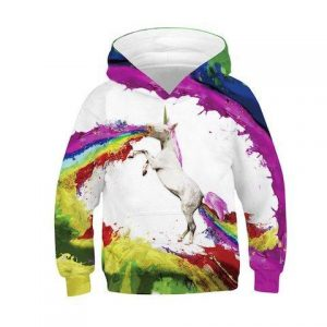sweater unicorn child vomit l 140 155cm buy