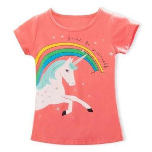 t shirt child unicorn bow in sky 8 years at sell