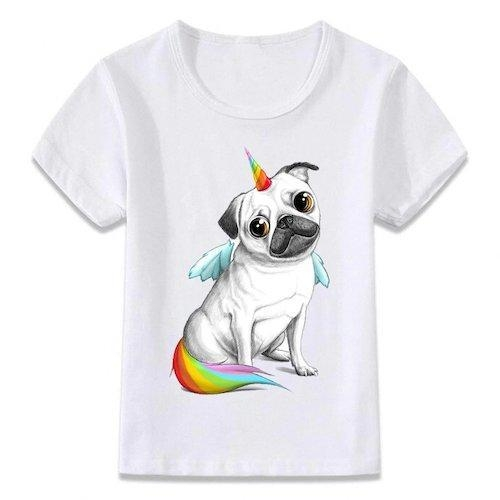 t shirt child unicorn dog kawaii 9 years unicorn stuffed animals