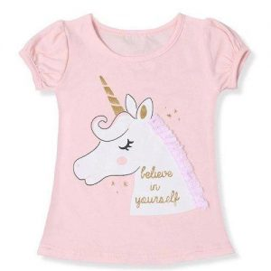 t shirt child unicorn golden 8 years unicorn stuffed animals