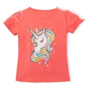 t shirt unicorn child kawaii 8 years not dear