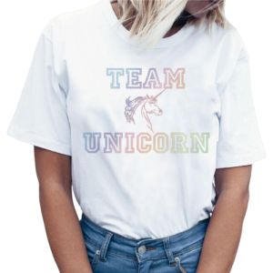 t shirt women team unicorn xxl at sell