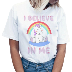 t shirt women unicorn confident xxl price