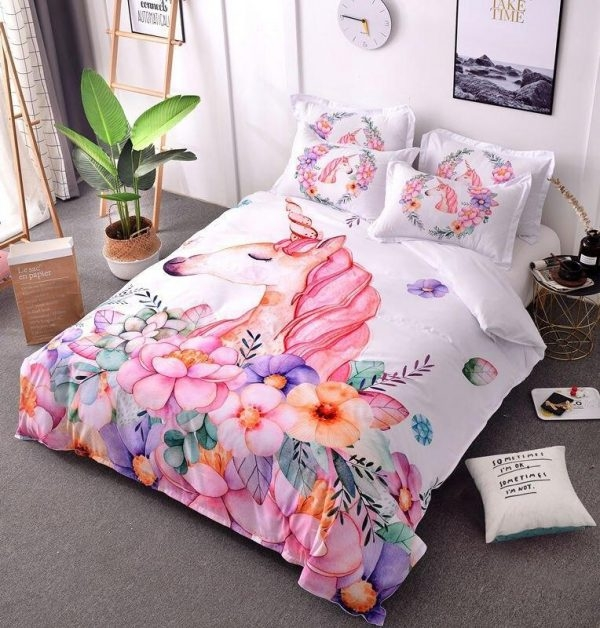 together bedding unicorn bedroom magical 230x260cm at sell