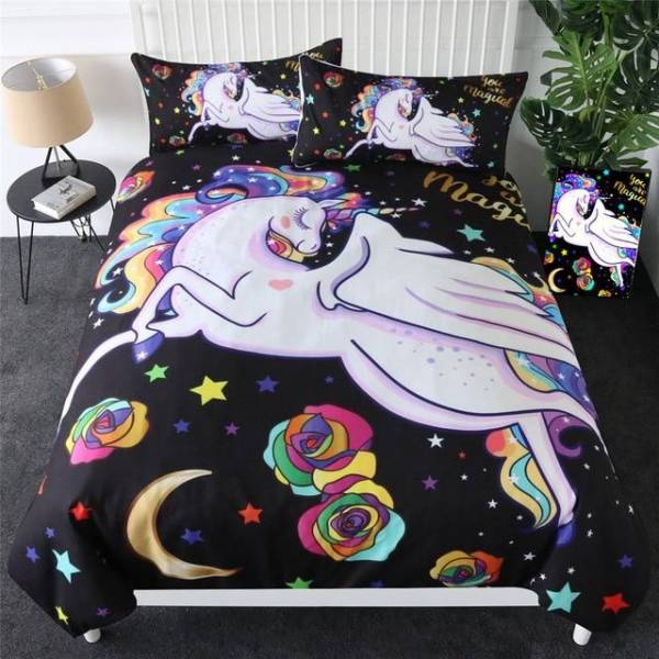 together bedding unicorn sleep deep 220x240cm price