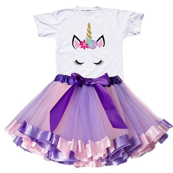 together disguise unicorn tutu girl 8 years 145cm disguise unicorn