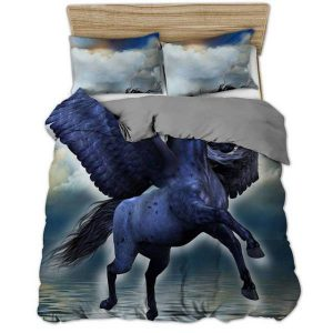 together of bedding unicorn flying 220x240cm price