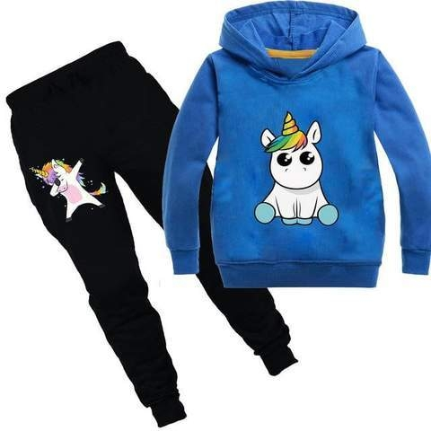 together of tracksuit unicorn kawaii blue 14 buy