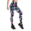 trousers leggings unicorn women donut xl 46 ​​48 to sell