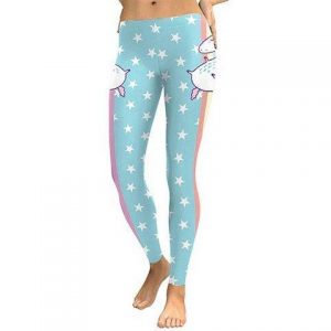 trousers leggings unicorn women stars xl 46 ​​48 no dear