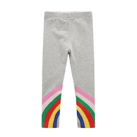 trousers unicorn bow in sky 120 130cm not dear