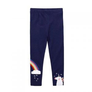 trousers unicorn child bow in sky 120 130cm price