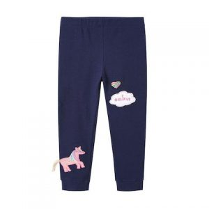trousers unicorn child cloud 120 130cm objects unicorn at price minis