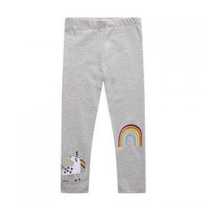 trousers unicorn child stars 120 130cm