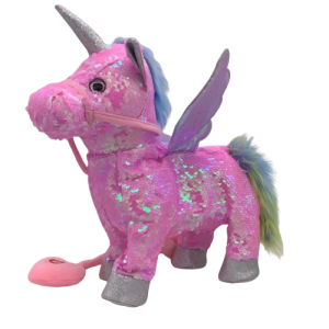 unicorn interactive pink unicorn stuffed animals