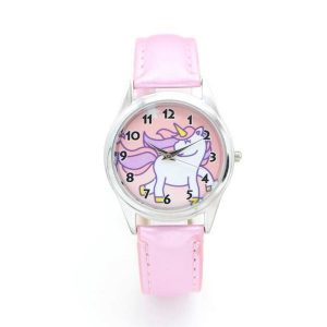 watch unicorn girl pink price