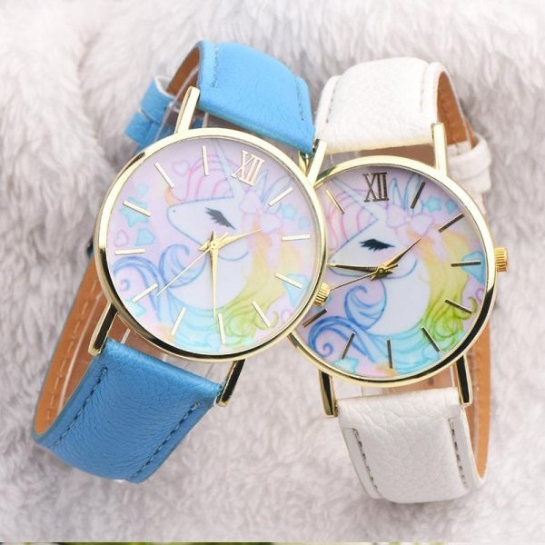 watch unicorn kawaii elegant pink buy