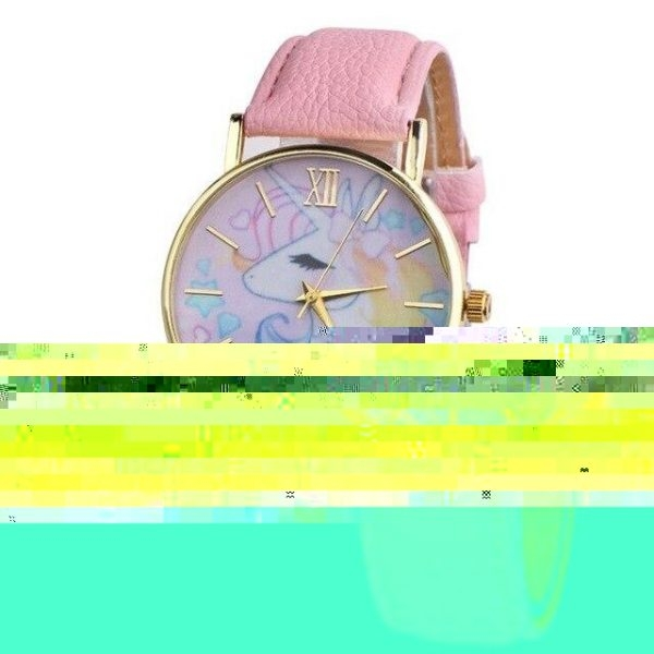 watch unicorn kawaii elegant pink not dear