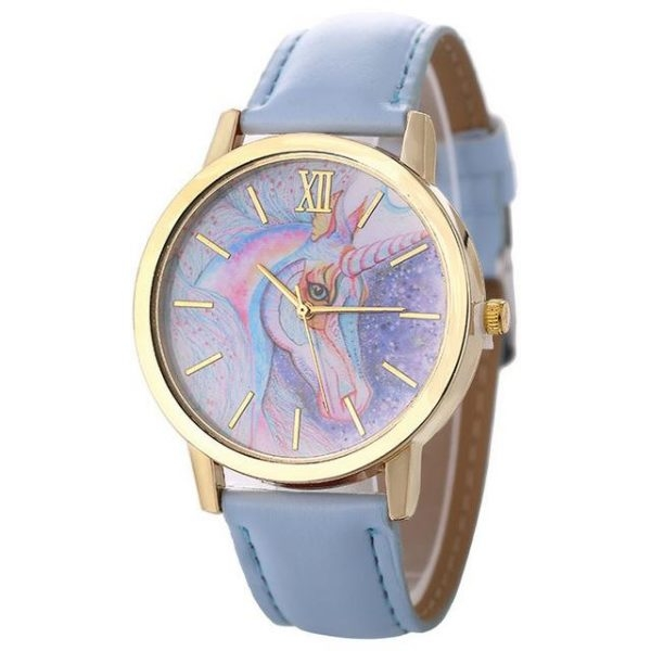 watch unicorn not expensive blue at sell