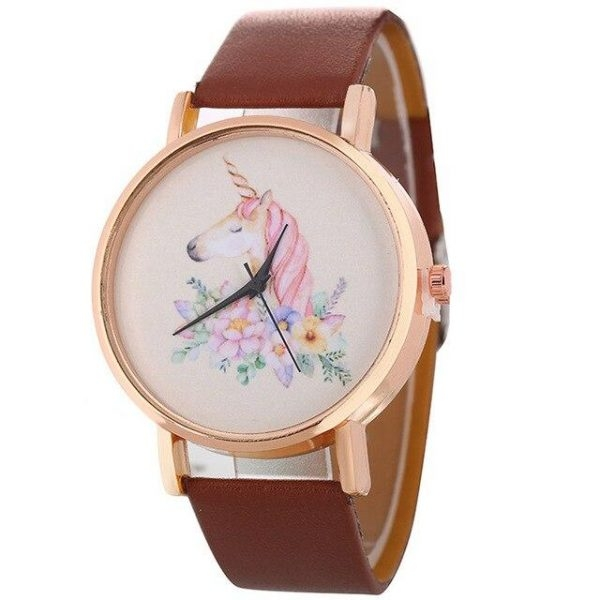 watch unicorn small girl beige 1