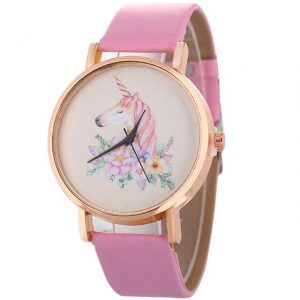 watch unicorn small girl beige not dear