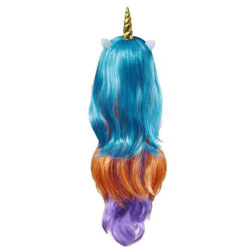 wig unicorn for girl